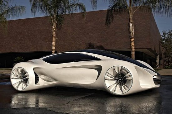 Mercedes Biome Concept a fost creat pentru Los Angeles 2010 Design Contest