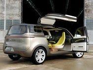 KIA KV7 - concept de monovolum la Detroit 2011