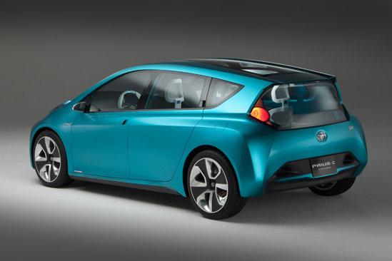 Modelul de serie Toyota Prius C va aparea in 2012 si va fi o masina compacta