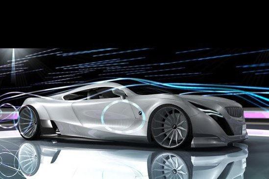 Este clar ca BMW Z5 vrea sa atace, in mod direct, supercarul Audi R8