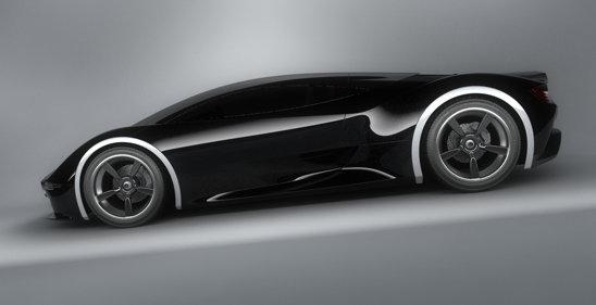 BMW Nazca Homage 2011, conceput de sabinodesign.com, readuce in actualitate conceptul din 1991