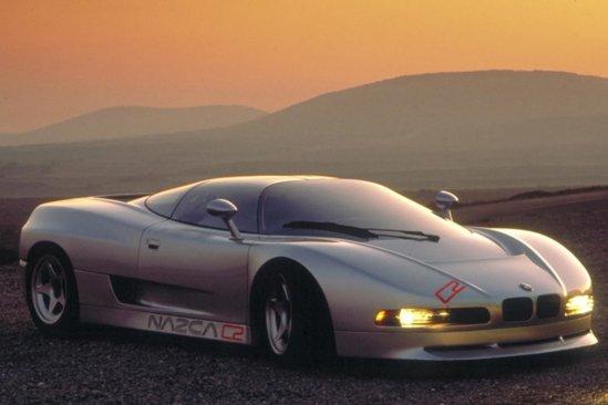 Asa arata BMW Nazca conceput de Italdesign acum 20 de ani