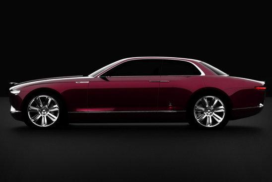 Conceptul Bertone Jaguar readuce in actualitate stilul sobru si rasat al berlinelor britanice de alta data