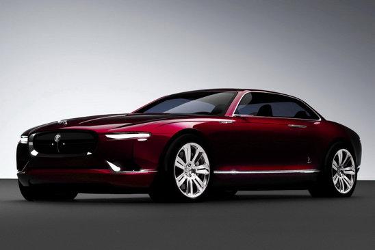 Conceptul Bertone realizat pe baza unui Jaguar se anunta foarte interesant