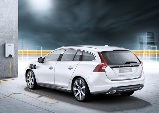 Deocamdata, nu se stie care va fi pretul lui Volvo V60 diesel plug-in hybrid