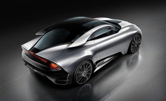 Saab PhoeniX Concept este o creatie semnata de Jason Castriota