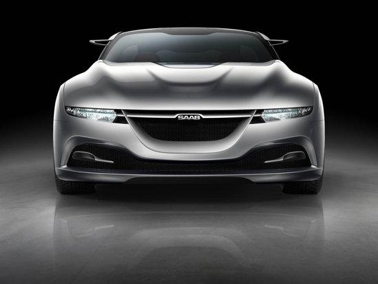 Saab PhoeniX are un sistem hibrid eXWD: motor turbo de 200 CP in fata si motor electric in spate