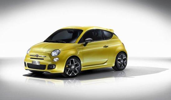 Fiat 500 Coupe Zagato este o propunere inedita la Salonul Auto Geneva 2011