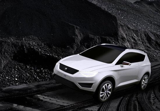 Seat IBX anunta un sistem de propulsie hibrida, in regim strict electric autonomia fiind de 45 km