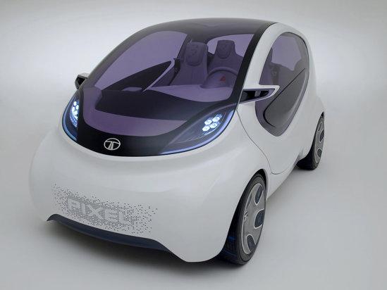Tata Pixel Concept - asa ar putea arata urmatoarea generatie Tata Nano