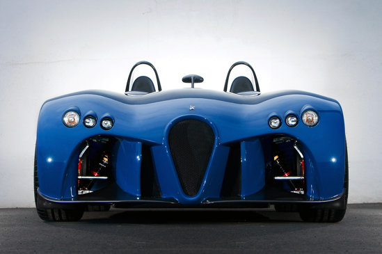 Wiesmann Spyder Concept are un motor BMW si poate prinde 290 km/h