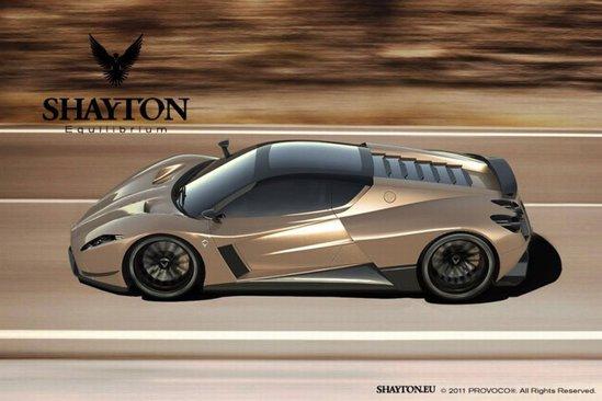 Shayton Equilibrium ar trebui sa aiba un V12 de 1.084 CP si 930 Nm