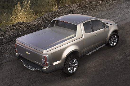 Chevrolet Colorado va avea un motor turbodiesel de 2,8 litri