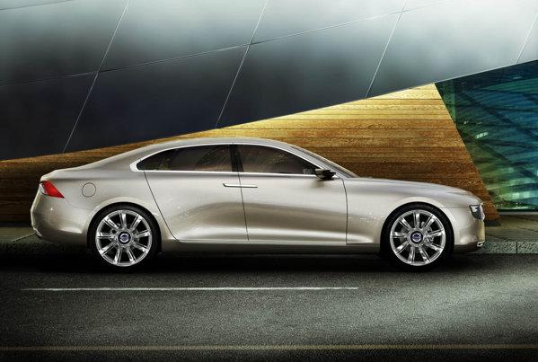 Teoretic, Volvo Concept Universe prefigureaza viitoarea limuzina de lux Volvo
