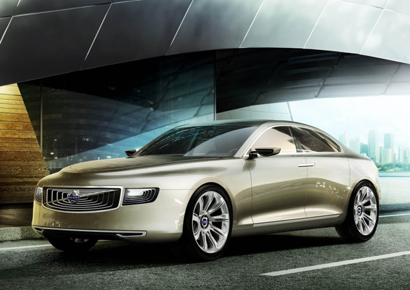 Volvo Concept Universe vine cu un stil total nou fata de cel actual al masinilor Volvo