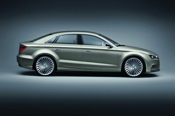 Audi A3 Sedan e-tron are un consum mediu de 2,2 litri/100 km, dupa noile cicluri de masurare