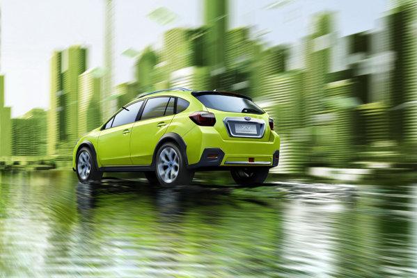 Modeul de serie Subaru Impreza XV va fi o alternativa interesanta pentru Nissan Juke