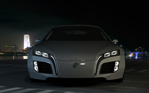Designerul Steel Drake a imaginat un concept de masina sport Volkswagen interesant