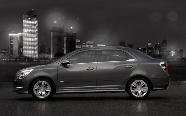 Chevrolet Cobalt concept anunta un model de serie care va rivaliza cu Logan
