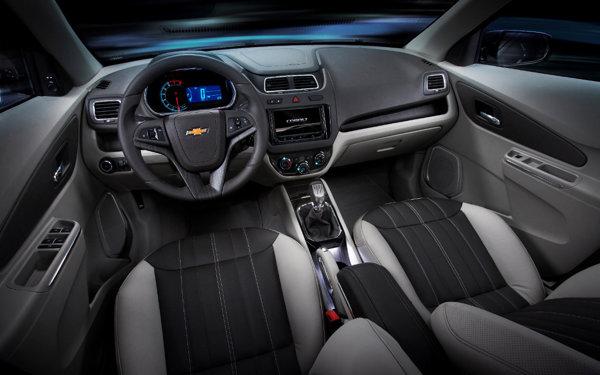 Interiorul lui Chevrolet Cobalt va miza pe o buna calitate si pe echipamente de top