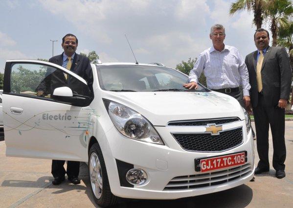 Chevrolet Beat EV prefigureaza viitorul Chevrolet Spark electric