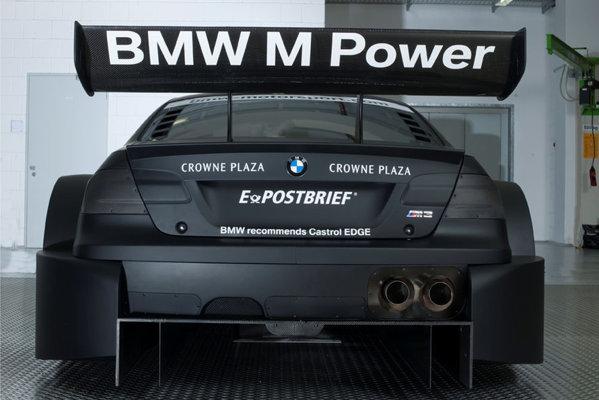 BMW M3 DTM Concept beneficiaza de un program intens de modificari