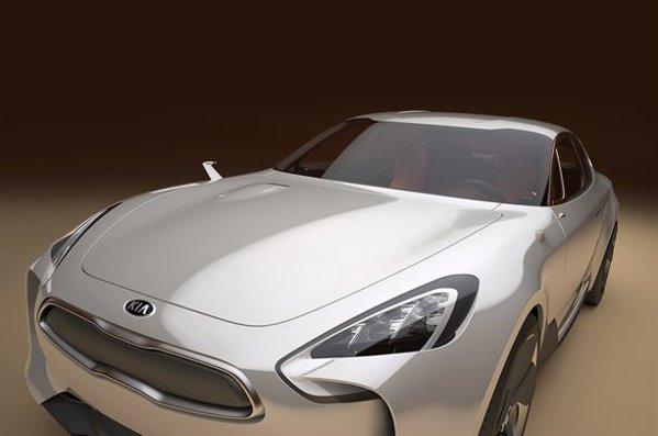 Melanj de Aston Martin Rapide si Porsche Panamera, precum si celebra grila Tiger Nose