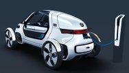Volkswagen NILS Concept la Frankfurt 2011