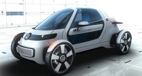 Noul concept Volkswagen NILS imparte platforma tehnica cu Audi Urban e-tron