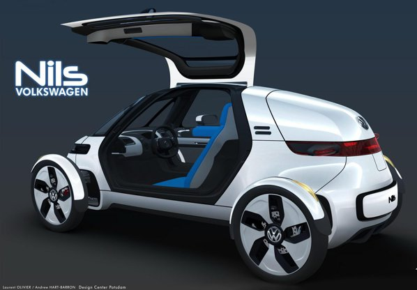 Bateriile lui Volkswagen NILS pot fi incarcate total in doar 2 ore