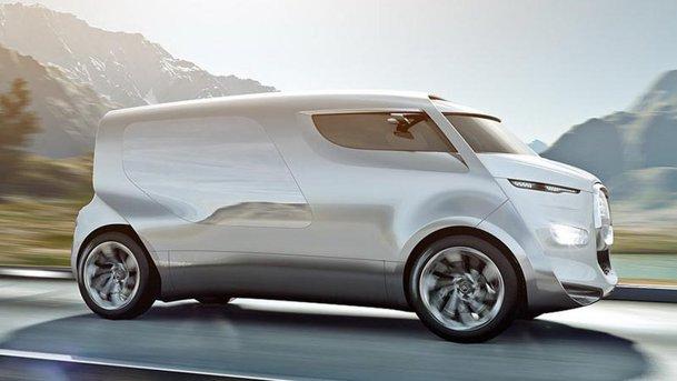 Primele poze cu Citroen Tubik Concept - preview Frankfurt 2011