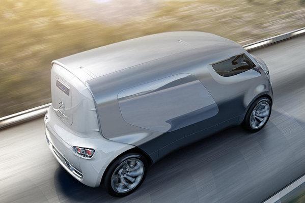 In curand, mai multe detalii despre conceptul Citroen Tubik la Frankfurt 2011