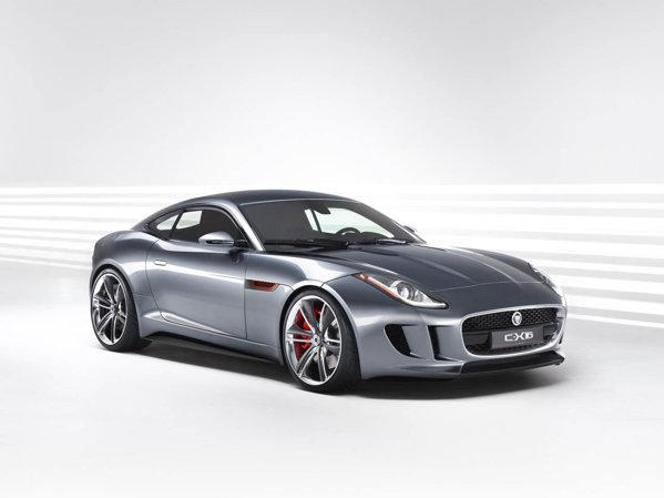 Jaguar C-X16 Concept prefigureaza urmasul celebrului Jaguar E-Type