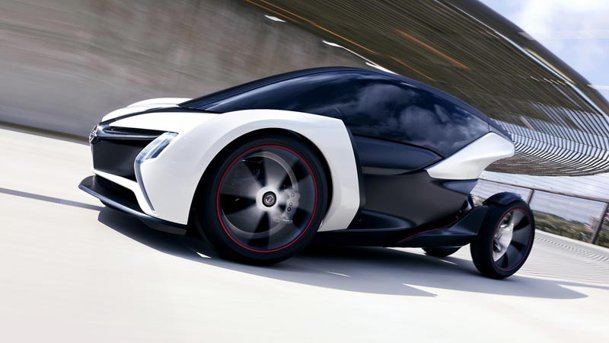 Opel va  prezenta un concept electric revoluţionar la Frankfurt 2011!