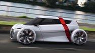 Audi Urban Sportback şi Spyder - concepte Audi la Frankfurt 2011