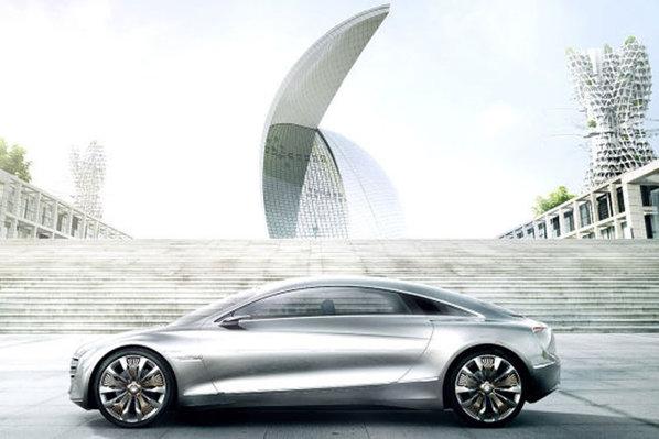 Mercedes-Benz F125 este un nou concept inovator, pentru Frankfurt 2011