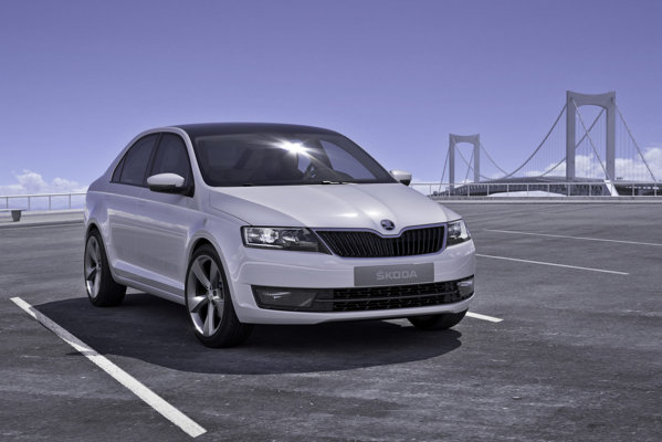 Skoda Mission L are un design care inspira robustete, simplitate si un aer familiar