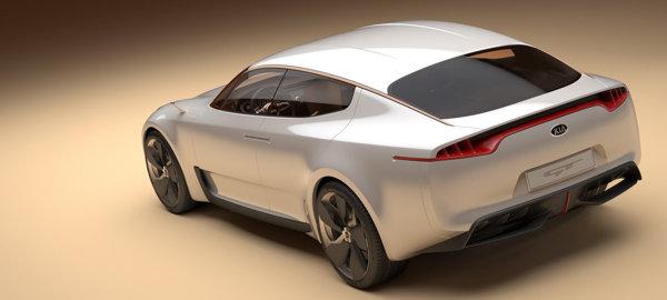 Este posibil ca modelul KIA GT de serie sa se bazeze pe platforma tehnica a lui Hyundai Genesis