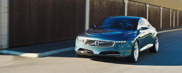 Volvo Concept Universe arboreaza o imagine de marca foarte ciudata