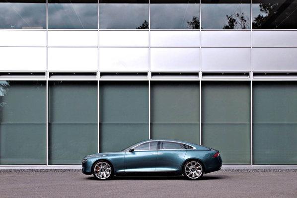 Volvo Concept You este o noua propunere, cu un stil foarte diferit de actualele masini Volvo