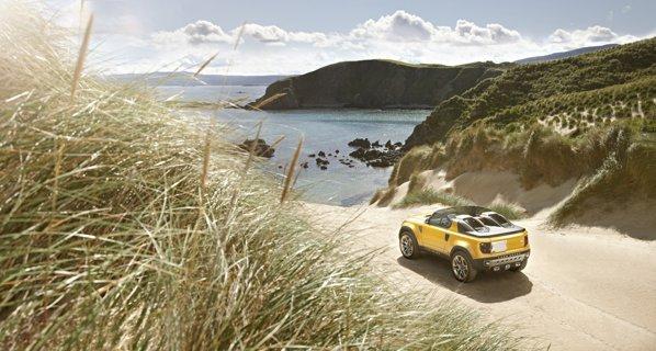 Land Rover DC100 beneficiaza de o evolutie a sistemului All Teraiin Response