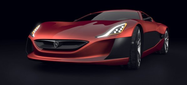 Rimac Concept One are un design reusit si se dovedeste un GT pertinent