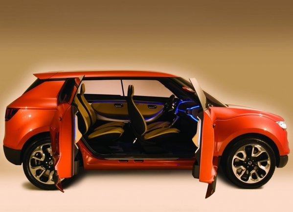 SsangYong XIV Concept va ajunge in productia de serie in 2013