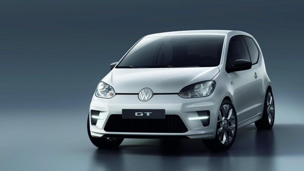 Volkswagen GT up! are un motor de 100 CP si doar 900 kg