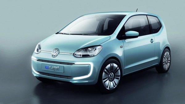 Volkswagen e-up! va aparea pe piata ca model de serie in 2013