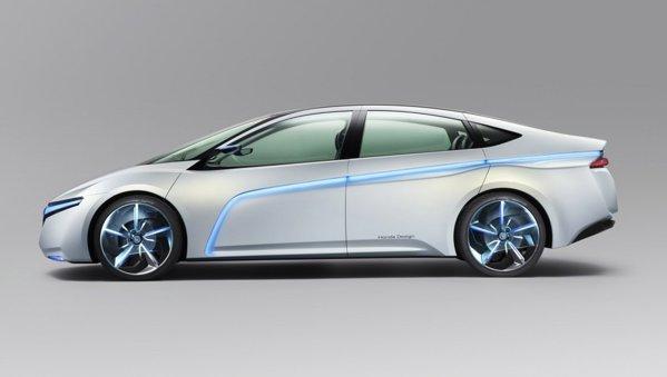 Honda AC-X Concept are un stil exterior high-tech