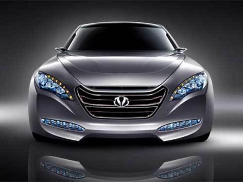 Imagine interesantă pentru primul model Shouwang special pentru China