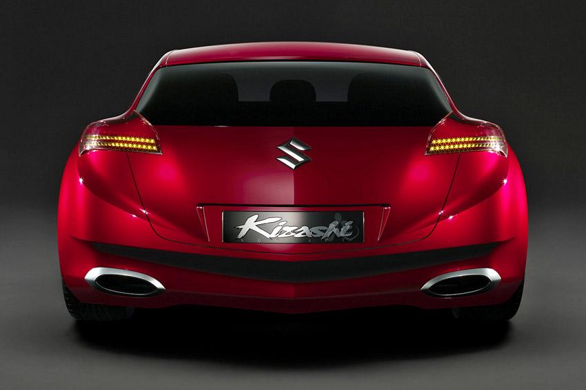 Videoclipuri Suzuki Kizashi Concept