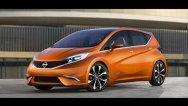 Nissan Invitation Concept, urmaşul lui Note
