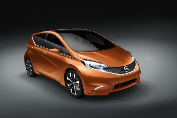 Nissan Invitation Concept prefigureaza urmasul lui Nissan Note